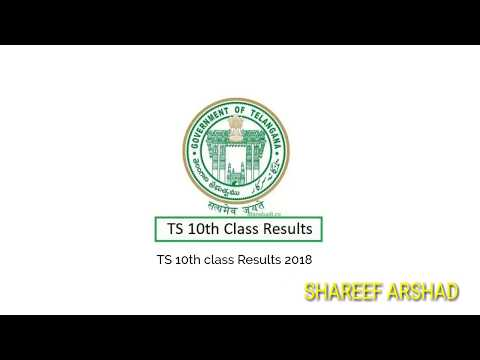 10th class results info and how to check the result