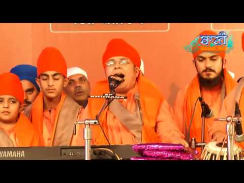 Miri Piri Khalsa JagadhriWale at G.Tikana Sahib on 31 Dec 2016