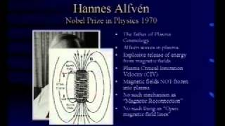 Plasma Physics' Answers to the New Cosmological Questions by Dr. Donald E. Scott - Full Video