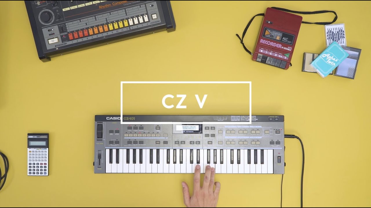 Arturia V Collection 7 Adds Mellotron, Synthi, Casio CZ & More