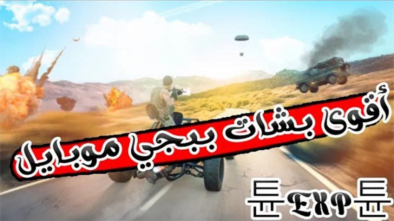 سلسلة اقوى البشات مع جلادين الببجي ابوعبدالله جزار شمقم تيم 튠EXP튠
