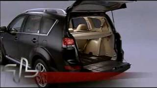 Citroёn C-Crosser (Mitsubishi Outlander XL ,Peugeot 4007) part 1.avi