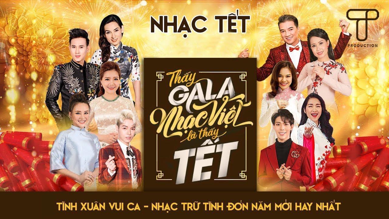Ngày Tết Quê Em - NHẠC XUÂN CANH TÍ 2020 trữ tình quê hương hay mới nhất | Gala Nhạc Việt