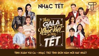 NHẠC XUÂN CANH TÍ 2020 trữ tình quê hương hay mới nhất | Playlist Gala Nhạc Việt