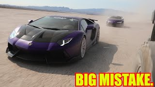 Download Never Offroad Supercars ft. my Widebody Supra and Aventador Mp3 and Videos