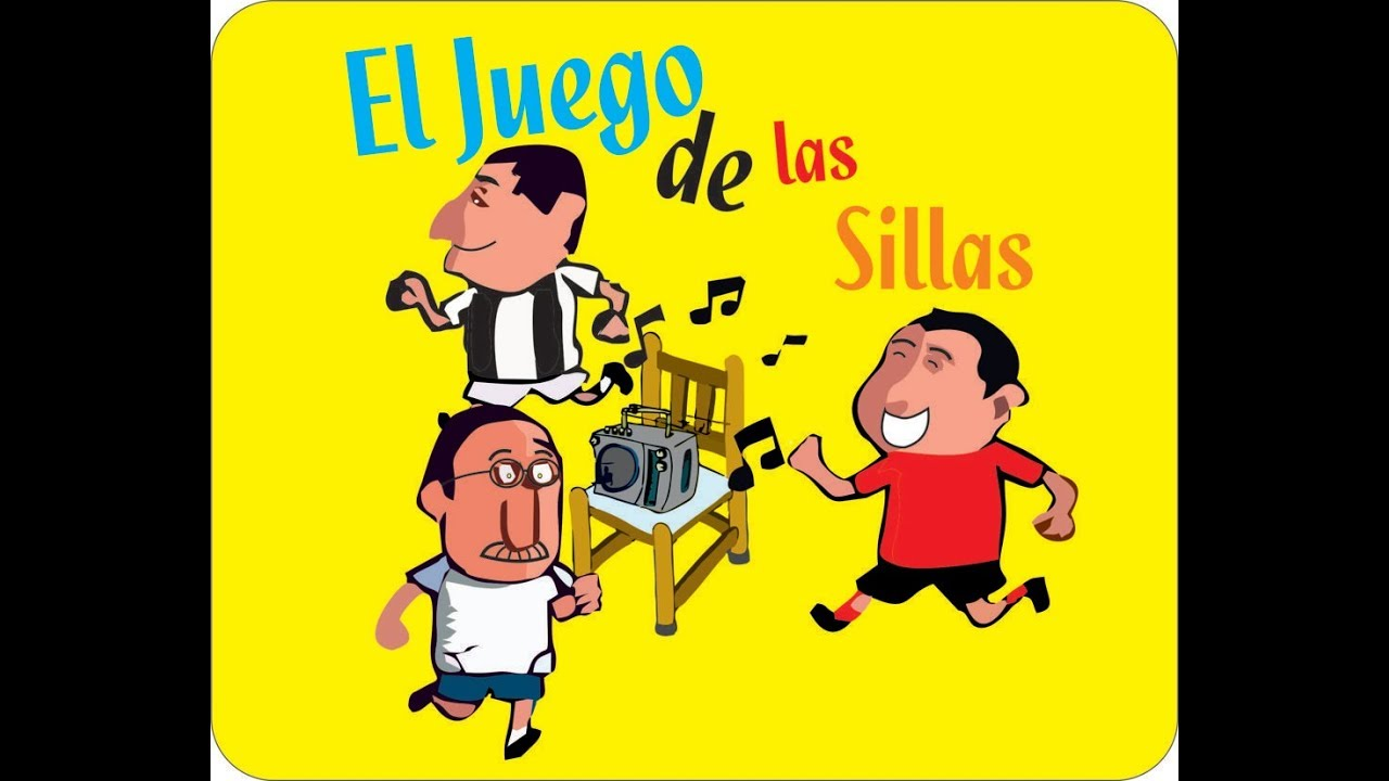 Cancion Del Juego De Las Sillas Musical Chairs Music Youtube