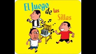 cancion del juego de las sillas - musical chairs music