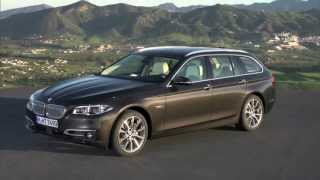 2013 NEW BMW 5 Series Touring [530d] Restyling - Exterior Design(If you like this video Please rate and comment! ▻Google +: https://plus.google.com/101792401712738693835/ ▻Facebook: http://facebook.com/gommeblog ..., 2013-05-26T20:54:40.000Z)