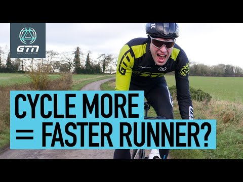 Can Cycling Make You A Better Runner?   Cross Training Benefits For Runners