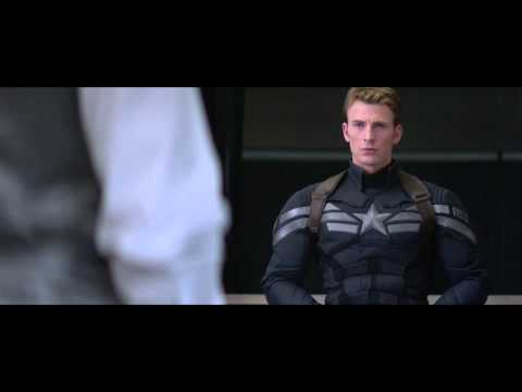 Trailer do filme Capitão América 2: O Soldado Invernal