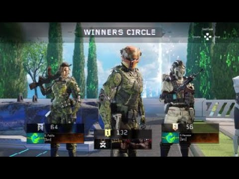 Call of Duty®: Black Ops III professional sniper and master
