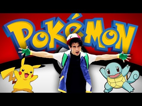 Pokemon Theme Song (ft.Jason Paige) - Chris Villain Cover