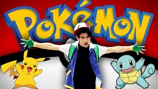 Pokemon Theme Song (ft.Jason Paige) - Chris Villain Cover MP3