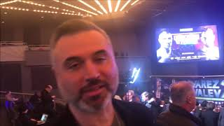 Kubrat Pulev talks about signing with Top Rank
