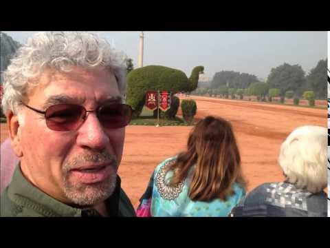 INDIA, part 1, Delhi to Jaipur