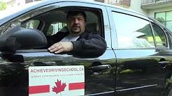 TIPS TO PASS THE  ROAD TEST Surrey BC,Abbotsford BC,Langley BC
