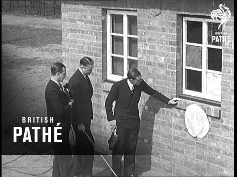 Air Raid Precautions In Yorkshire (1938)