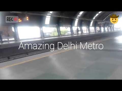 """Must watch Delhi Metro you may feel proud by """"pleasureTech planet"""" """"pleasure tech"""""""