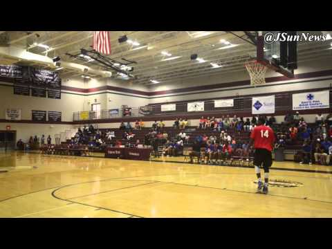VIDEO: West Tennessee High School All-Star Basketball Dunk Contest