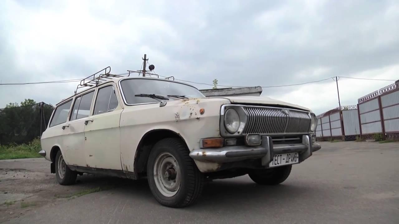 ГАЗ 310221 – Волга Универсал | Ретро Тест-Драйв и Обзор .