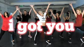 Bebe Rexha - I Got You #DanceOnGotYou | Jasmine Meakin (Mega Jam)