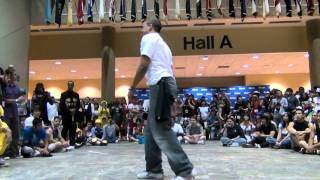 [Otakon 2011] Dance Circle Show Down Part 2