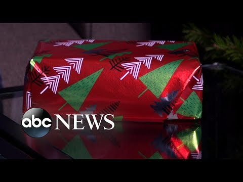 How to wrap gifts without tape, wrapping paper