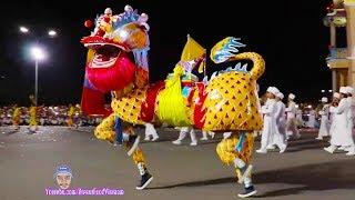 Múa Lân Mã Tây Ninh 2019