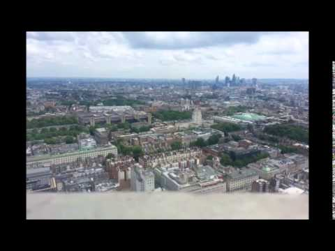 View from BT Tower - June 2014