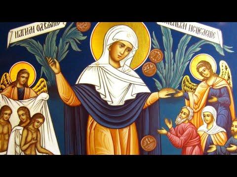 6 ноября —Праздник иконы Божией Матери «Всех скорбящих Радость»
