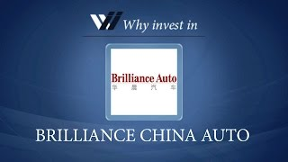 Brilliance China Auto - Why invest in 2015