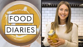 Everything Julianne Hough Eats in a Day | Food Diaries: Bite Size