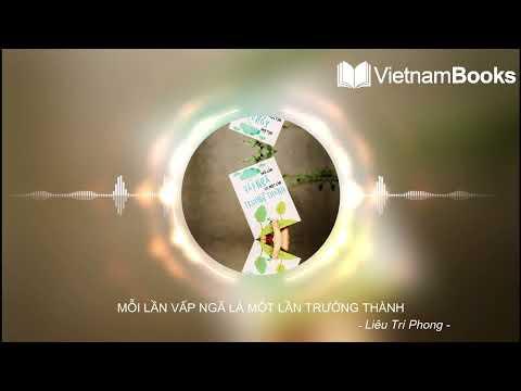 MỖI LẦN VẤP NGÃ LÀ MỘT LẦN TRƯỞNG THÀNH - Review sách | VietnamBook