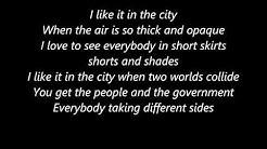 Adele - Hometown Glory [LYRICS]