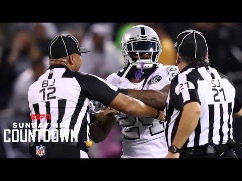 Randy Moss relates to Marshawn Lynch's antics | Sunday NFL Countdown | ESPN