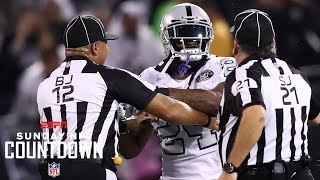Randy Moss relates to Marshawn Lynch's antics   Sunday NFL Countdown   ESPN
