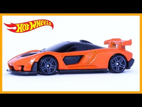Hot Wheels Mclaren Senna (1 Minute Car Review)