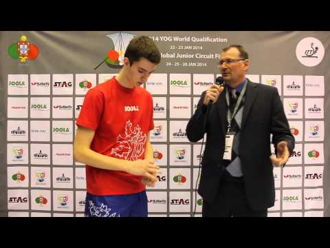 REITSPIES David YOG Qualification Interview