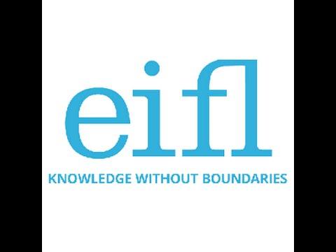 EIFL GA 2011: Wikipedia - ideas to enrich content through collaboration