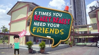 Video Club Mickey Mouse Season 2 | 5 Times You Really, Really Need Your Friends | Disney Channel Asia download MP3, 3GP, MP4, WEBM, AVI, FLV September 2018