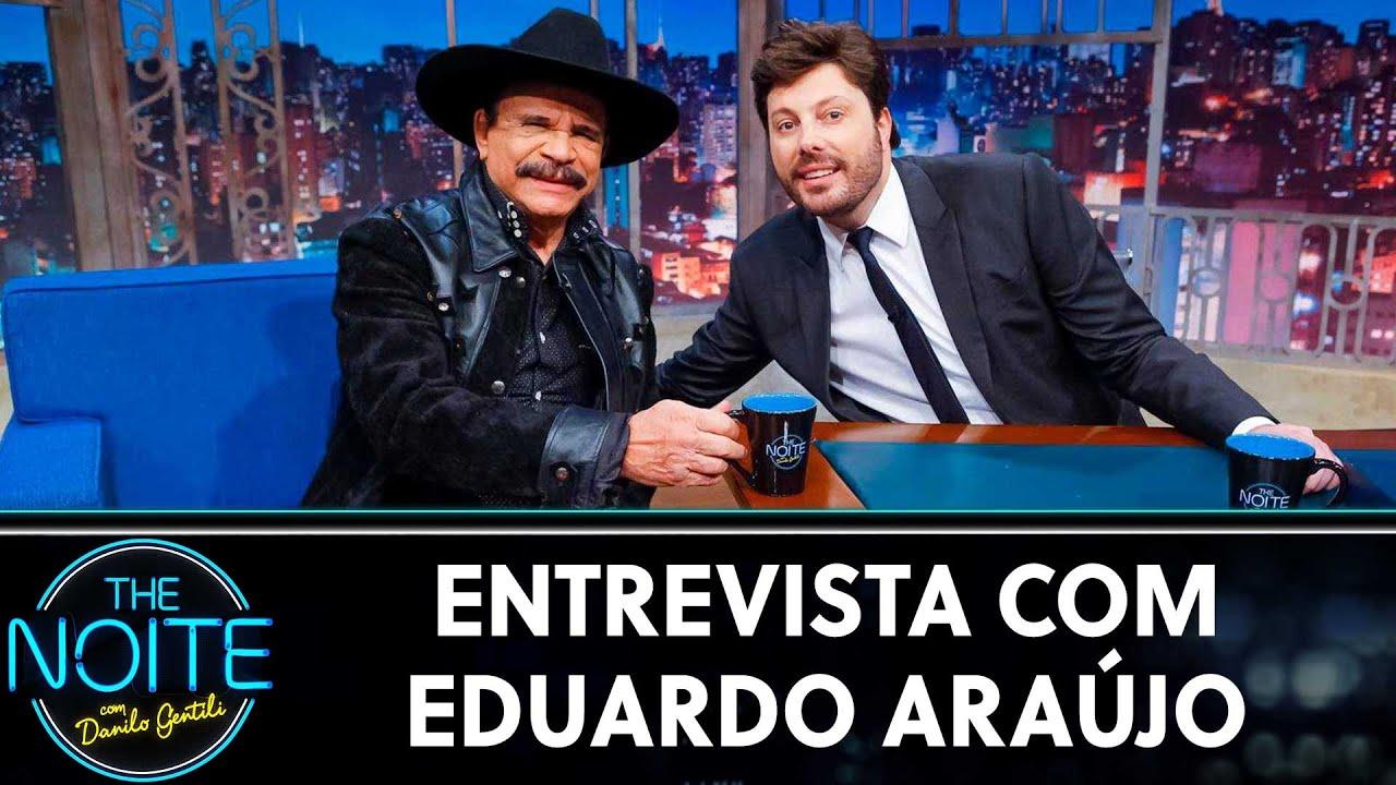 Entrevista com Eduardo Araújo   The Noite (23/07/19)