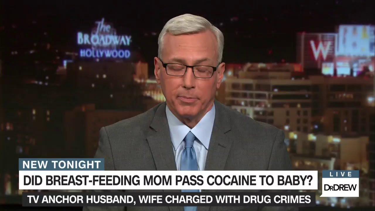 breast feeding and Cocaine