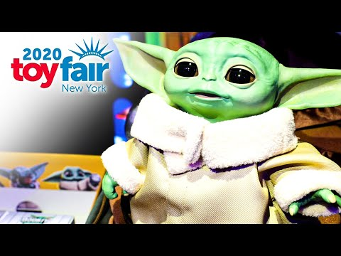 The MOST AMAZING TOYS at TOY FAIR 2020!