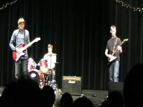 Old Love at the 2010 Wrightstown High School Talent Show