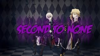 Nightcore - Second To None [Lyrics]