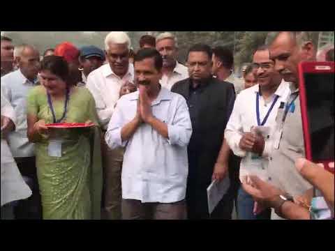 Delhi CM Arvind Kejriwal Speech at Mega Job Fair at Tyagaraj Stadium