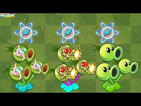 Download Plants vs Zombies 2 Max Level New Plants Power Up!  Vs 999 Zombies | Part 78 - Pvz 2 MetalVN