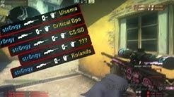 Critical Ops Pro Player destroys CS:GO