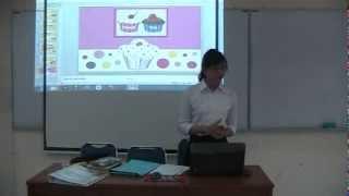 Seminar Proposal Proyek Akhir Mahasiswa dalam English