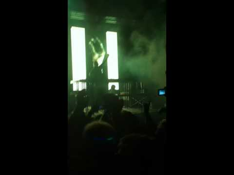 The best of Fatboy slim New live intro @beijing greatwall electronic festival....